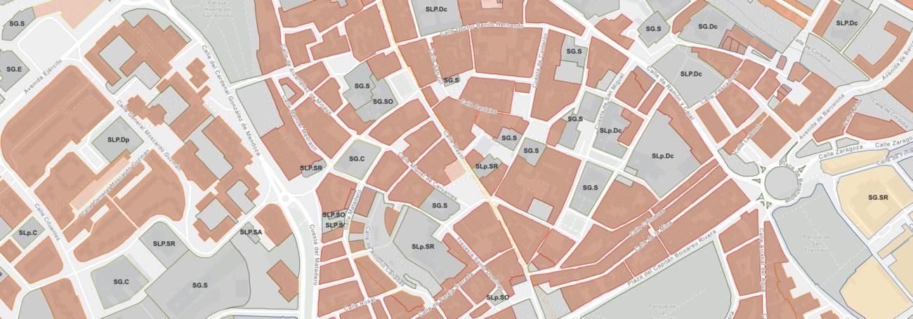 Urbanismo GIS - POM Guadalajara