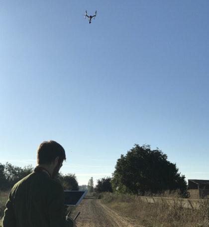 Operador de aeronaves no tripuladas